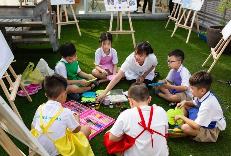 giáo dục kỹ năng sống cho học sinh tiểu học