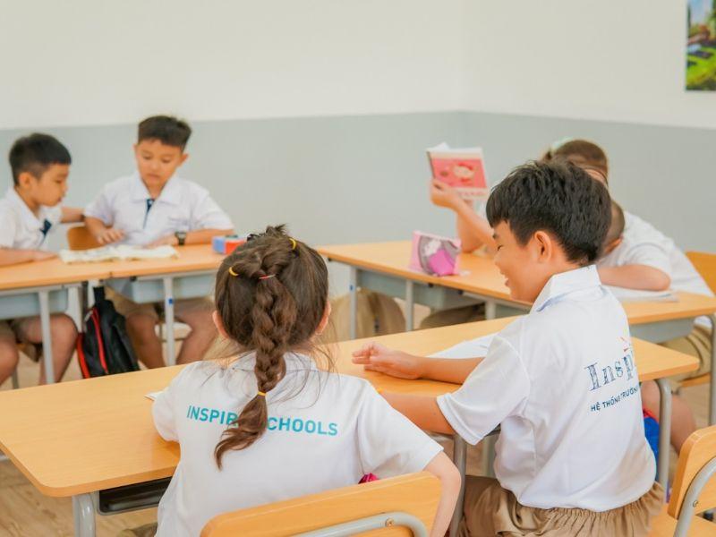 trường tư thục TPHCM ISP Schools đẩy mạnh phát triển ngoại ngữ