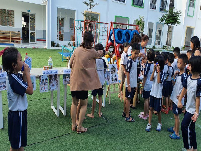ISP - Trường tư thục TPHCM phát triển dạy kỹ năng mềm cho trẻ