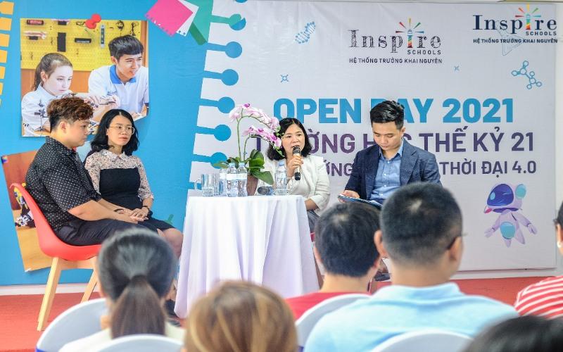 Trường tiểu học nào tốt ở TPHCM- Ngày hội Open Day tại ISP